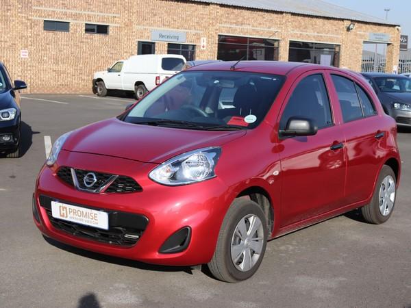 2018 Nissan Micra 1.2 Active Visia Gauteng Springs_0