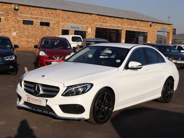 2018 Mercedes-Benz C-Class C250 Edition-C Auto Gauteng Springs_0