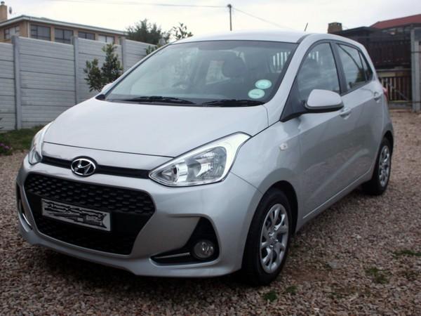 2018 Hyundai i10 1.1 Motion Auto Western Cape Mossel Bay_0
