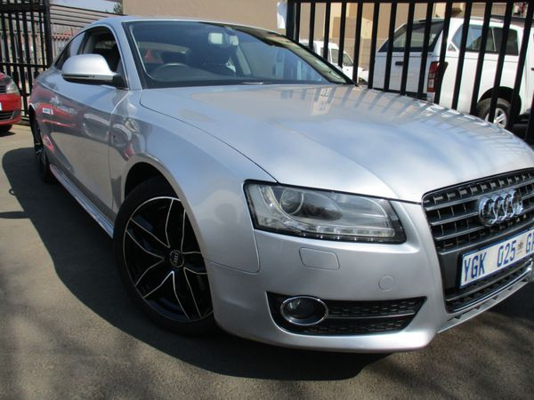 2010 Audi A5 Sportback 2.0tfsi Multitronic  Gauteng Alberton_0