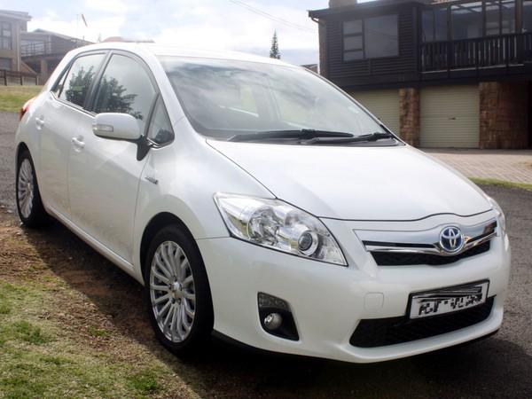 2012 Toyota Auris 1.8 Xs Hsd hybrid  Western Cape Mossel Bay_0