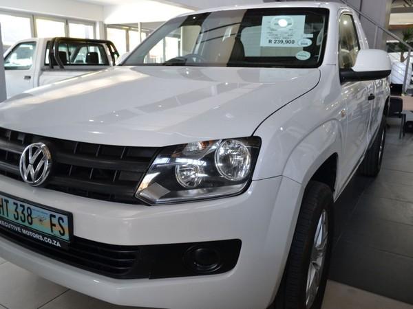 2013 Volkswagen Amarok 2.0tdi Trendline 103kw 4mot Sc Pu  Free State Bloemfontein_0