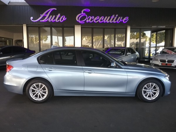 2012 BMW 3 Series 320i  At f30  Western Cape Western Cape_0