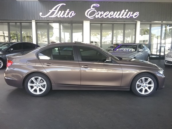 2014 BMW 3 Series 320d At f30  Western Cape Western Cape_0