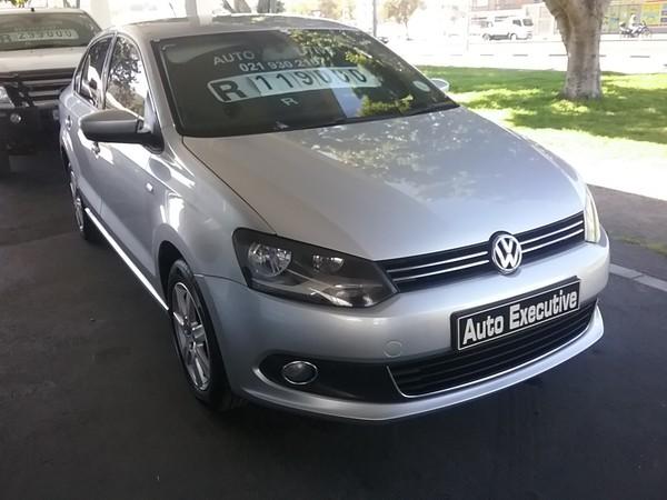 2011 Volkswagen Polo 1.4 Comfortline  Western Cape Western Cape_0