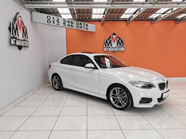 2017 BMW 2 Series 220i M Sport Auto Gauteng Pretoria_0