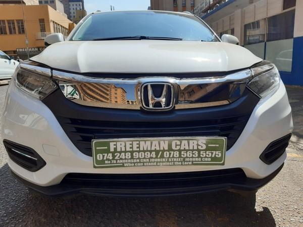 2019 Honda HR-V 1.8 Elegance CVT Gauteng Johannesburg_0