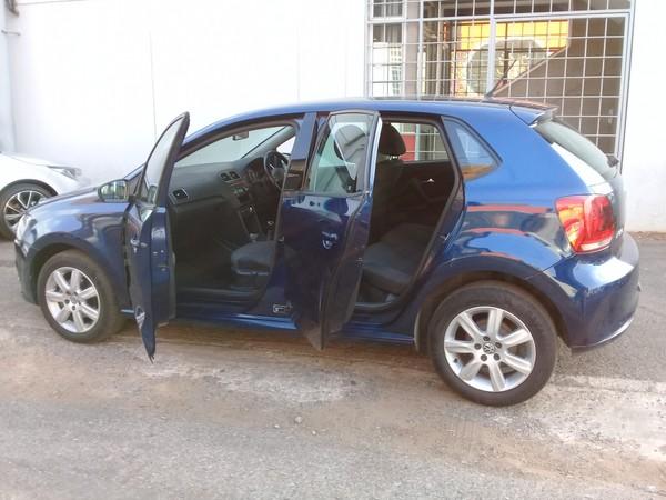 2014 Volkswagen Polo 1.4 Comfortline 5dr  Gauteng Johannesburg_0