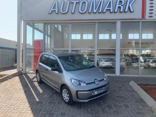2018 Volkswagen Up Take UP 1.0 5-Door Gauteng Carletonville_0