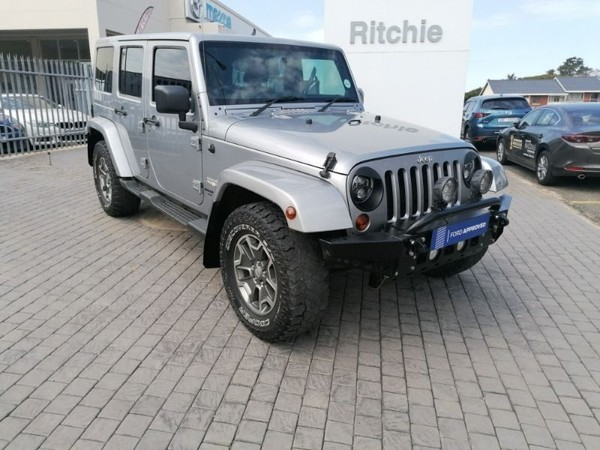 2013 Jeep Wrangler Unlimited 3.6l V6 At  Kwazulu Natal Empangeni_0