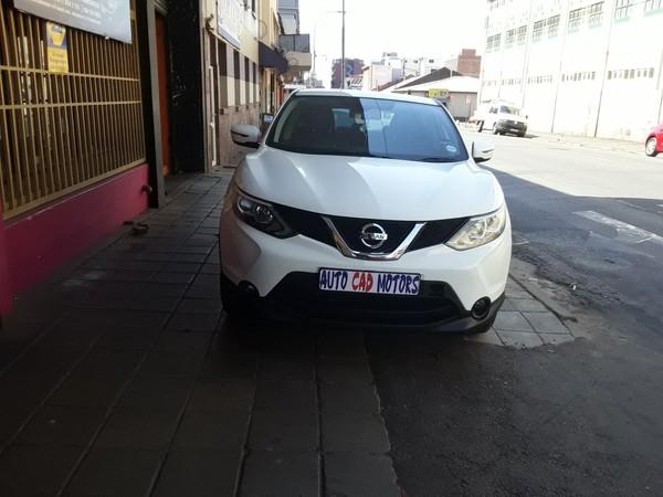 2015 Nissan X-Trail 1.6dCi LE 4X4 T32 Gauteng Johannesburg_0