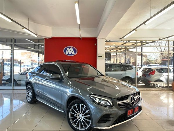2017 Mercedes-Benz GLC 220d AMG Gauteng Vereeniging_0