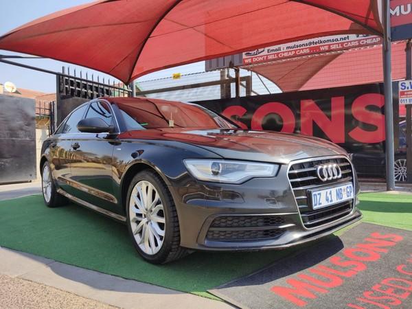 2013 Audi A6 2.0 Tdi Multitronic  Gauteng Boksburg_0