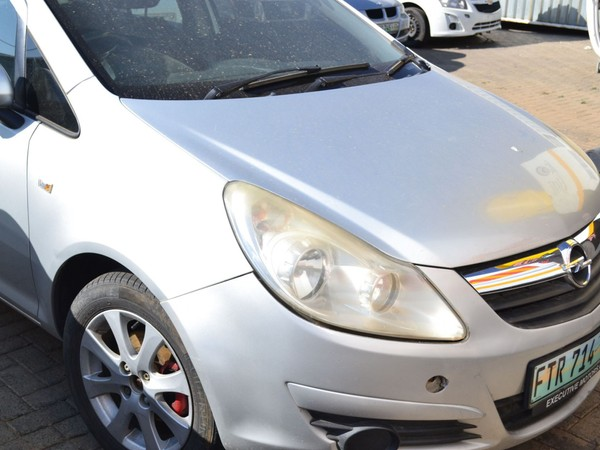 2009 Opel Corsa 1.4 Enjoy 5dr  Free State Bloemfontein_0
