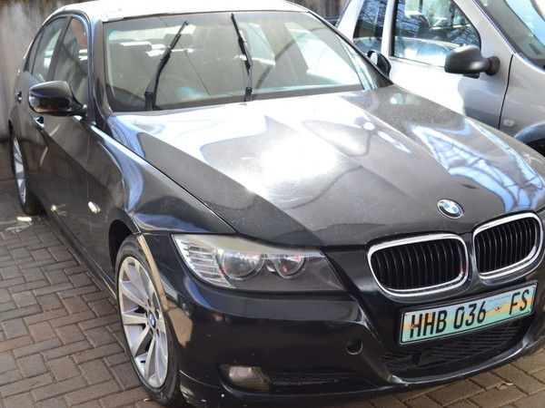 2010 BMW 3 Series 320i At e90 Non Runner Free State Bloemfontein_0