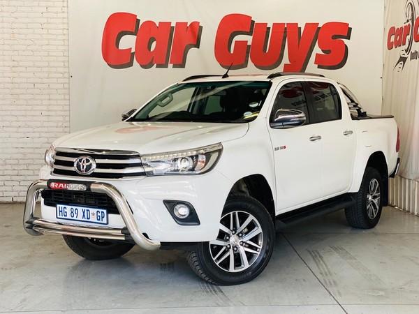 2018 Toyota Hilux 2.8 GD-6 RB Auto Raider Double Cab Bakkie Gauteng Pretoria_0