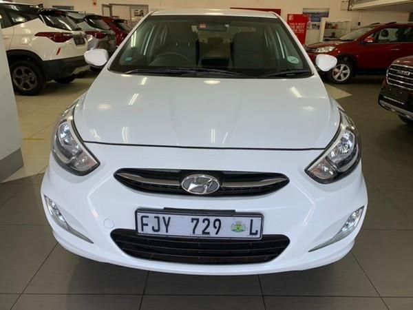 2017 Hyundai Accent 1.6 Gls At  Limpopo Mokopane_0