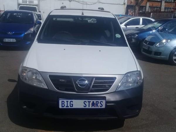 2013 Nissan NP200 1.6  Ac Safety Pack Pu Sc  Gauteng Johannesburg_0