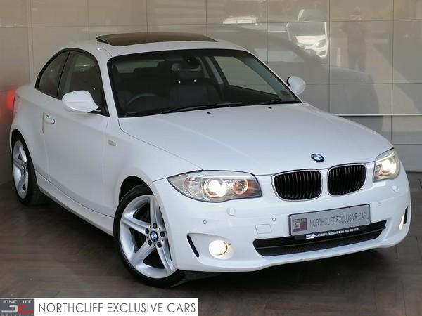 2012 BMW 1 Series 120d Coupe At  Gauteng Randburg_0