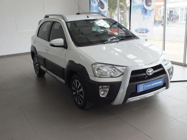 2016 Toyota Etios Cross 1.5 Xs 5Dr Western Cape Robertson_0