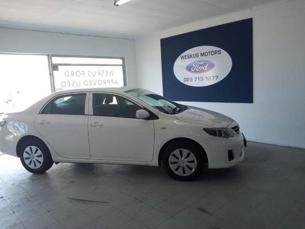 2019 Toyota Corolla Quest 1.6 Auto Western Cape Vredenburg_0