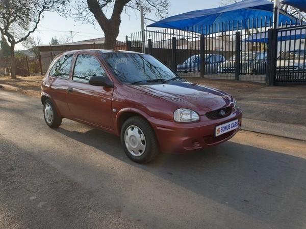 2007 Opel Corsa Lite  Gauteng Pretoria West_0