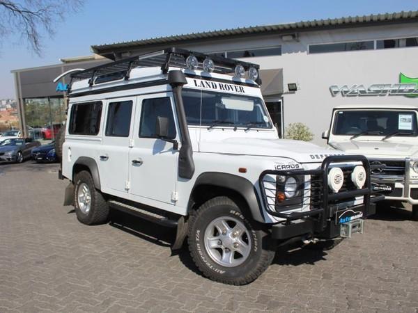 2015 Land Rover Defender 2015 Land Rover Defender 110 TD Station Wagon S Gauteng Kyalami_0