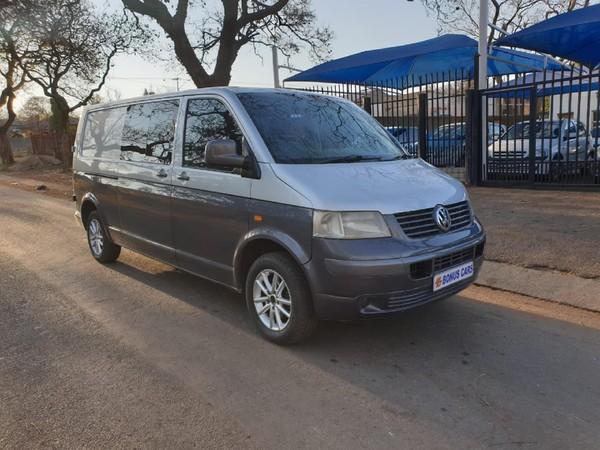 2007 Volkswagen Transporter T5 Beach 2.5 Tdi 4 Motion  Gauteng Pretoria West_0
