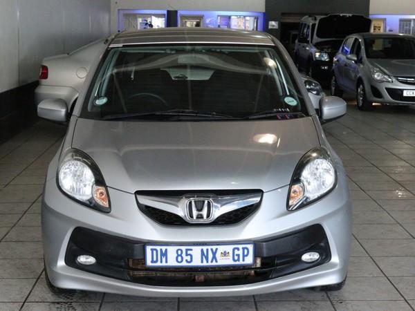 2015 Honda Brio 1.2 Comfort North West Province Potchefstroom_0