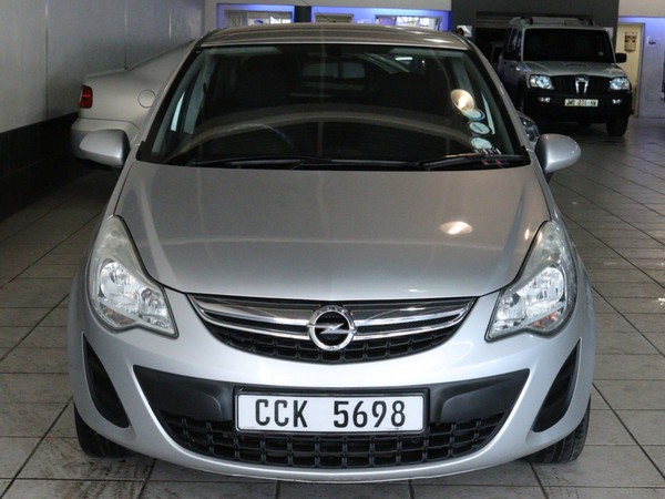 2012 Opel Corsa 1.4 Essentia 5dr  North West Province Potchefstroom_0