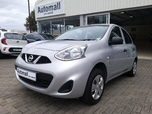 2019 Nissan Micra 1.2 Active Visia Eastern Cape East London_0