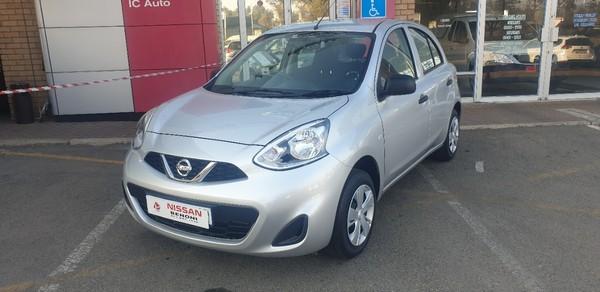 2019 Nissan Micra 1.2 Active Visia Gauteng Benoni_0