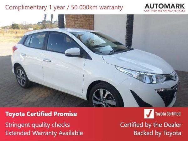 2019 Toyota Yaris 1.5 Xs 5-Door Limpopo Messina_0