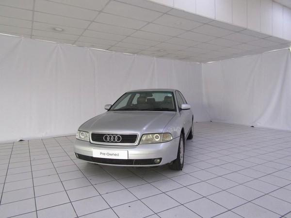 1999 Audi A4 1.8  Western Cape Milnerton_0