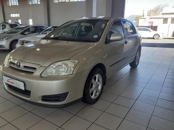 2006 Toyota RunX 140i Rs  Western Cape Wynberg_0