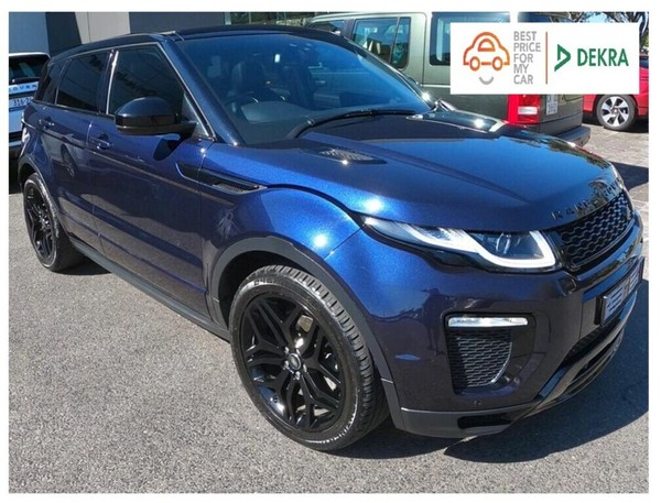2016 Land Rover Evoque 2.2 SD4 HSE Dynamic Western Cape Goodwood_0