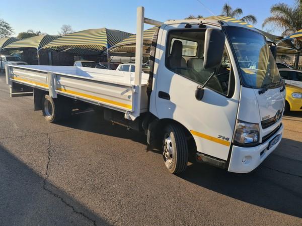 2018 Hino 300 714 Lwb ay3 Fc Cc  Gauteng Pretoria_0