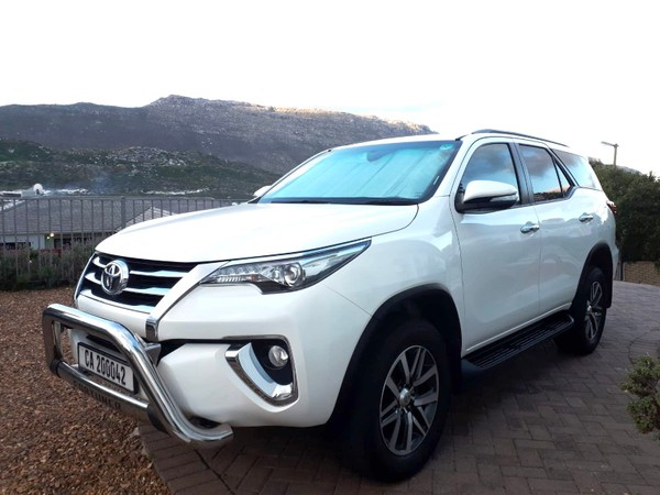 2017 Toyota Fortuner 2.8GD-6 4X4 Western Cape Plumstead_0
