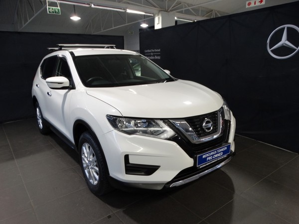 2018 Nissan X-Trail 1.6dCi Visia 7S Limpopo Tzaneen_0