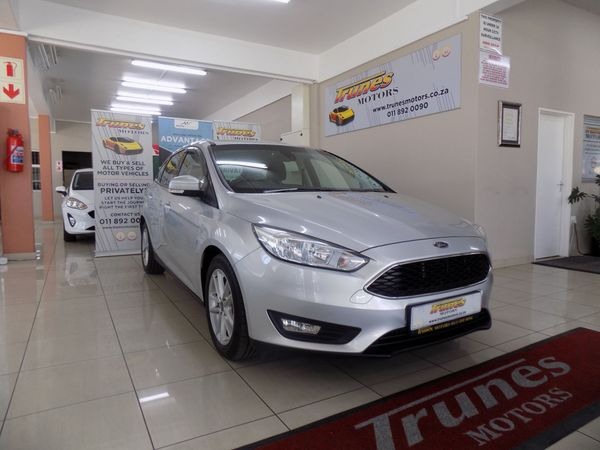 2018 Ford Focus 1.5 Ecoboost Trend Gauteng Boksburg_0
