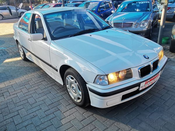 1996 BMW 3 Series 316i e36  North West Province Brits_0