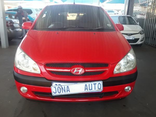 2007 Hyundai Getz 1.6 Hs  Gauteng Johannesburg_0