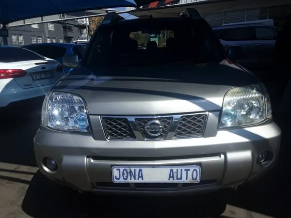 2007 Nissan X-Trail 2.0 4x2 r48  Gauteng Johannesburg_0