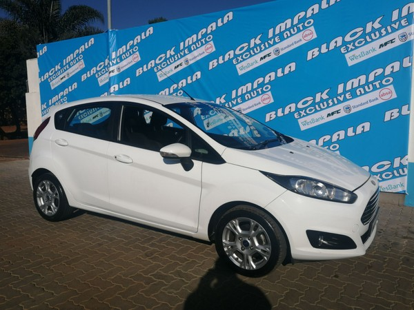 2013 Ford Fiesta 1.0 ECOBOOST Trend Powershift 5-Door Gauteng Pretoria North_0