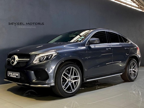 2016 Mercedes-Benz GLE-Class 350d 4MATIC Gauteng Vereeniging_0