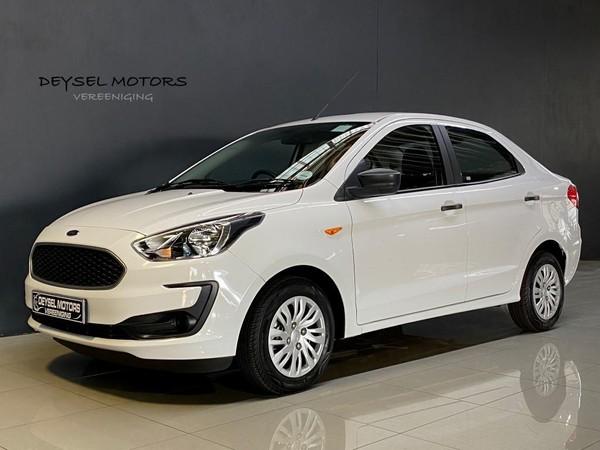 2019 Ford Figo 1.5Ti VCT Ambiente Gauteng Vereeniging_0