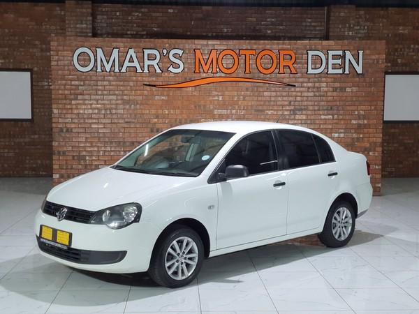 2012 Volkswagen Polo Vivo 1.4 Trendline Tip Mpumalanga Witbank_0