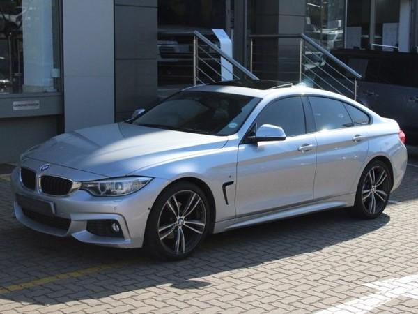 2014 BMW 4 Series 420D Gran Coupe M Sport Auto Kwazulu Natal Hillcrest_0