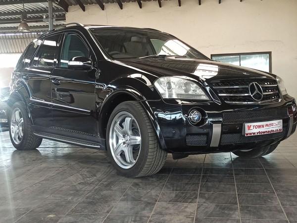 2007 Mercedes-Benz M-Class Ml 63 Amg  Gauteng Vereeniging_0
