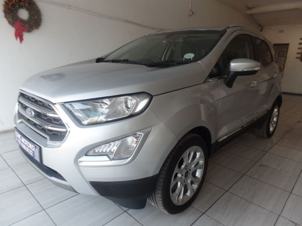 2019 Ford EcoSport 1.0 Ecoboost Titanium Auto Gauteng Johannesburg_0